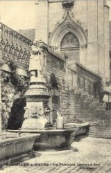Fontaine Jeanne d'Arc – Bazoilles-sur-Meuse