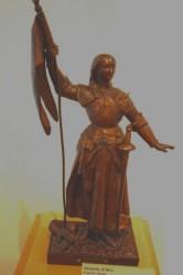 Jeanne d'Arc (d'après Ingres) – Musée – Vaucouleurs