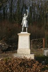 Statue de Jeanne d'Arc – Void-Vacon