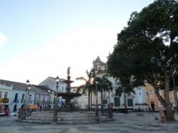 fontaine – Fuente – Largo do Terreiro de Jesus – Salvador de Bahia