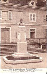 Monument à Lucien Guillemaut (Fondu) (Remplacé) – Louhans