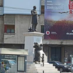 Monument à Lascăr Catargiu – Bucarest – București