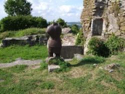 Statue Jeanne d'Arc – Mousson