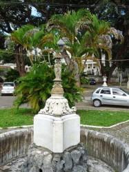 Fontaine – Fuente – Les Trois Grâces – Salvador de Bahia