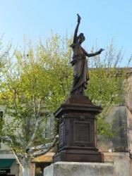 Monument à la République – Fontvielle
