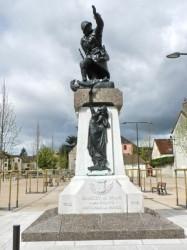 Monument aux morts 1914-1918 – Sennecey-le-Grand