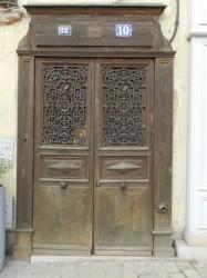 Panneaux de porte – Tournus