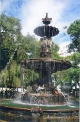 Fontaine  – Place Xavier de Brito – Chafariz – Praça Xavier de Brito. Rio de Janeiro