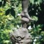 Statue le Mercure- Palais de Laranjeiras – Estatua o Mercúrio – Palácio de Laranjeiras. Rio de Janeiro - Image3