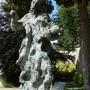 Statue de l'évêque Saint Fulbert – Chartres - Image1