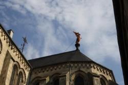 Ange de la résurrection – Eglise – Joinville