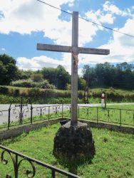 Christ en croix – D 45 – Lacropte