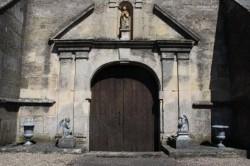 Ange adorateur (2) -Eglise – Doulevant-le-Château – (vo