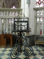 Lutrin – Eglise – Saint-Florentin