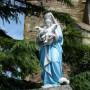 Vierge - Christ en croix - Mirabel - Image1