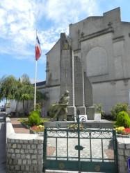 Monument aux morts 1914 – 1918 – Landrecies