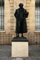 Statue de Francisco de Goya – Bordeaux