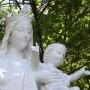 Vierge à l'Enfant – Jardin des frères – Grottes de Saint-Antoine – Brive-la-Gaillarde - Image5