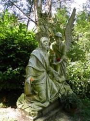 Le Christ à l'agonie – Grottes de Saint-Antoine – Brive-la-Gaillarde