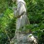 Statue de Pascal Baylon – Grottes de Saint-Antoine – Brive-la-Gaillarde - Image1