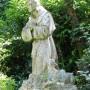 Statue de Pascal Baylon – Grottes de Saint-Antoine – Brive-la-Gaillarde - Image2