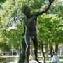 Gladiateur Borghèse – Parc d'Avroy – Liège - Image1