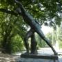 Gladiateur Borghèse – Parc d'Avroy – Liège - Image2