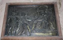Chemin de croix – Eglise – Vignory