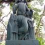 Fontaine Enfant et  dauphin - Chafariz Criança e golfinho -  Petrópolis - Image4
