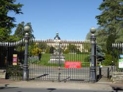 Grilles de l'hôpital Saint Cyr – Villeneuve-sur-Lot