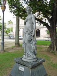 Diane – Diana (La Fidélité) – Place de la République – Recife
