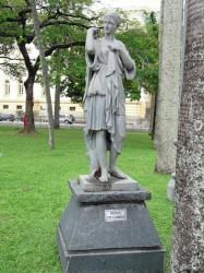 Diane – Diana de Gabies – Place de la République – Recife