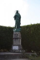 Statue de la Vierge – Luméville-en-Ornois-Gondrecourt-le-Château