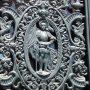 Panneaux de porte - Hôtel de ville - Billom - Image5