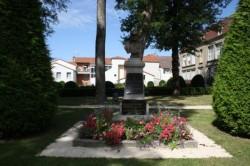 Monument au Général Maistre – Bourbonne-les-Bains