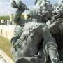 Un enfant et deux amours – Parterre d'eau – Bassin Nord –  Jardins du château – Versailles - Image1