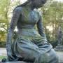Marguerite à l'église – parc – Tervueren - Image6