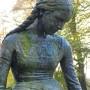 Marguerite à l'église – parc – Tervueren - Image7