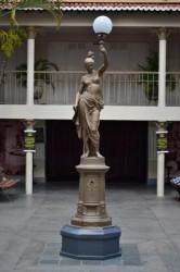 A índia / Candélabre Indienne – Natal