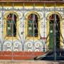 Gradil dos Jardins - Grilles du jardin- Palácio Potengi - Natal - Image1