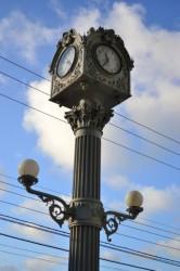 O relógio do SESC – horloge – Natal