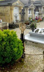 Croix funéraire – Cimetière – Labastide-du-Temple