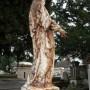 Vierge - sépulture - Cimetière de Terre Cabade - Toulouse - Image3