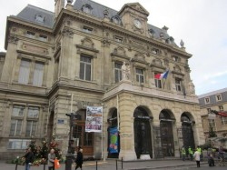 Mairie – XVIIIe arrondissement – Paris