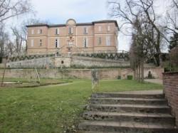 Mascarons (3) du château de Foucaud – Gaillac