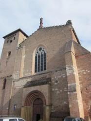 Vierge de Rome, abbaye Saint Michel – Gaillac