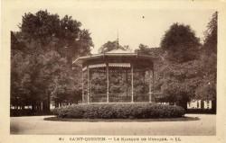 Kiosque à musique – Saint-Quentin