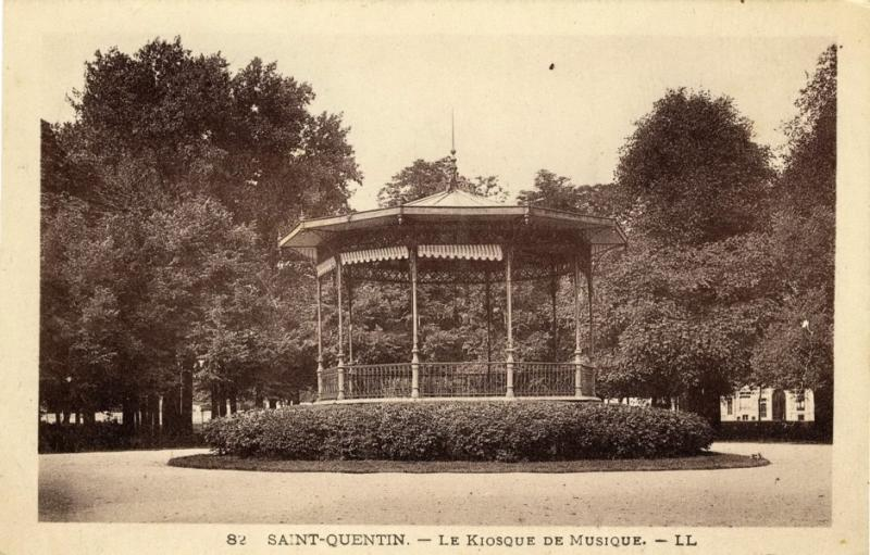 Kiosque musique saint quentin for Saint quentin code postal