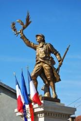 Monument aux morts – Thonnance-lès-Joinville