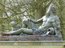 Allégorie de la Garonne – Domaine des Trois Fontaines – Vilvorde